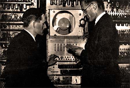 The Manchester Mark 1 Computer